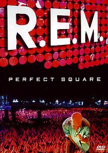 R.E.M. - perfect square на DVD