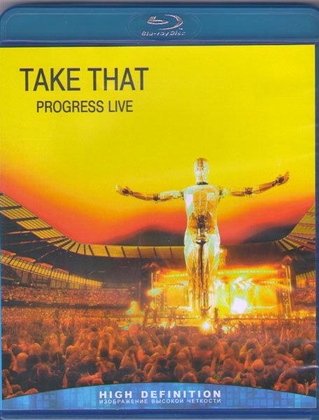 Take That Progress Live (Blu-ray)* на Blu-ray