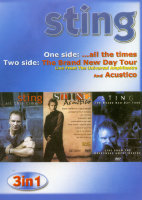 Sting- all the times/The brand new day tour/Acustico