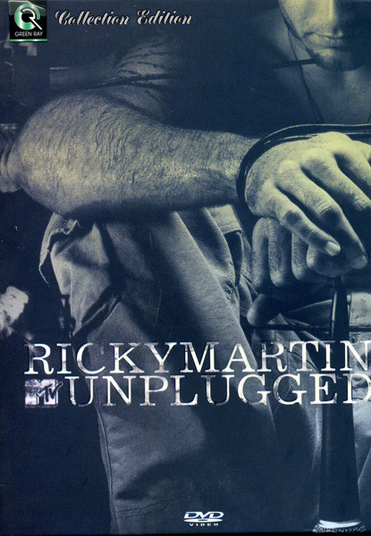 Ricky Martin  Unplugged на DVD