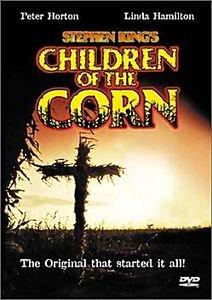 Дети кукурузы на DVD