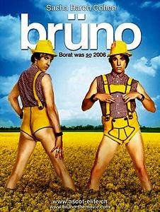 Бруно на DVD