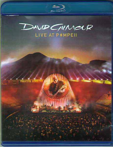 David Gilmour (Live At Pompeii / bonus disc) (2 Blu-ray)