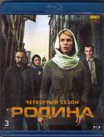 Родина (Чужой среди своих) 4 Сезон (12 серий) (2 Blu-ray)