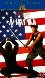 Американский ниндзя 1-4 части на DVD