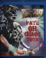 GWAR Fate or Chaos Tour (Blu-ray)