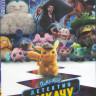 Покемон Детектив Пикачу (Blu-ray)