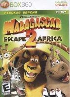 Madagascar 2 Escape to Africa (Xbox 360)