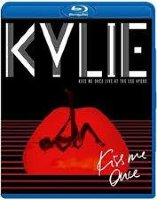 Kylie Minogue Kiss Me Once Live at the SSE Hydro (Blu-ray)*