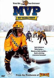 Шайбу! Шайбу! / Шимпанзе-хоккеист на DVD