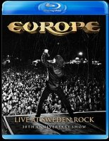 Europe Live at Sweden Rock 30th Anniversary Show (Blu-ray)*