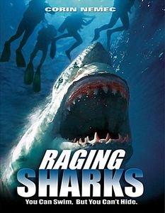 Бешеные акулы на DVD
