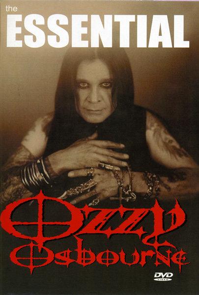 Ozzy Osbourne The Essential на DVD