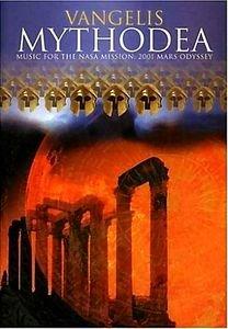 Vangelis Mythodea на DVD
