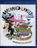 Barenaked Ladies Talk To The Hand Live In Michigan (Blu-ray)*
