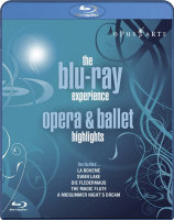 Opera And Ballet Highlights (Blu-ray)