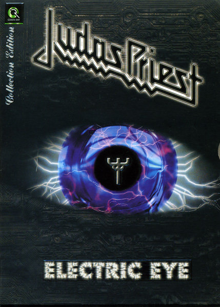 Judas Priest - Electric Eye на DVD