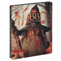 Хоббит Нежданное путешествие 2D+3D (4 Blu-ray)