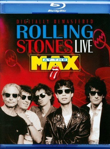 Rolling Stones Live at the Max (Blu-ray)* на Blu-ray