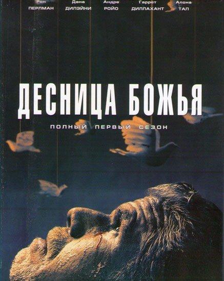 Десница божья 1 Сезон (10 серий) на DVD