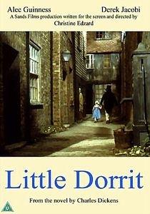 Крошка Доррит. 1 и 2 Части на DVD