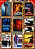 Адреналин / Хаос / Лондон / Револьвер / Большой куш / Перевочик 1,2 / Карты, дньги, два ствола на DVD