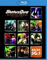 Status Quo Back2SQ1 The Frantic Four Reunion Live at Wembley Arena (Blu-ray)*