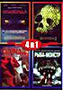 Анаконда / Анаконда 2 / Анаконда против питона / Рыба-монстр  на DVD