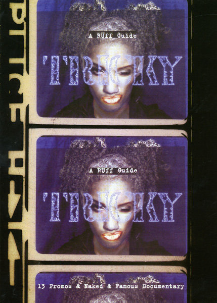 Tricky - A Ruff Guide на DVD