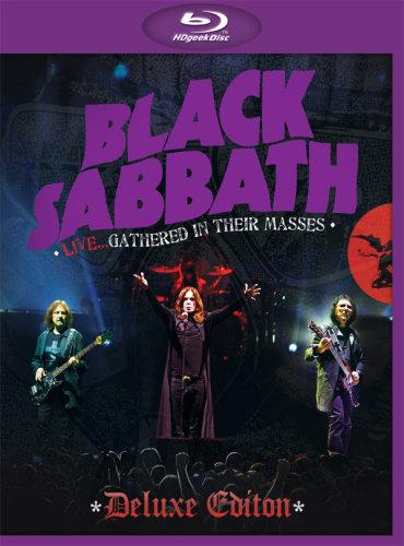 Black Sabbath Live Gathered in Their Masses (Blu-ray)* на Blu-ray