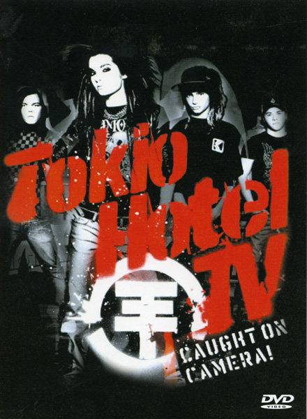 Tokio Hotel TV  Caught On Camera  на DVD