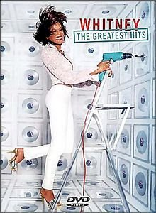 Whitney - The gratest hits на DVD