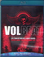 Volbeat Live From Beyond Hell Above Heaven (Blu-ray)