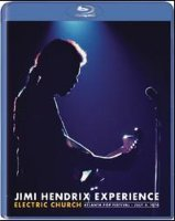Jimi Hendrix Experience Electric Church Atlanta Pop Festival (Blu-ray)*