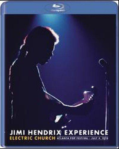 Jimi Hendrix Experience Electric Church Atlanta Pop Festival (Blu-ray)* на Blu-ray