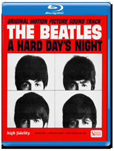 The Beatles A Hard Days Night (Blu-ray)*