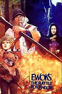 Звездные войны - Эвоки: Битва за Эндор на DVD