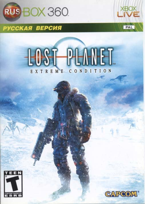 Lost Planet  Extreme Condition (Xbox 360)