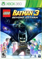 LEGO Batman 3 Покидая Готэм (Xbox 360)
