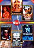 Конан-Варвар / Конан-разрушитель / Рыжая Соня / Терминатор 1,2,3 на DVD