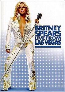 Britney Spears - Live From Las Vegas на DVD