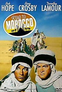Дорога в Марокко  на DVD