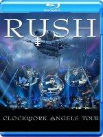 Rush Clockwork Angels Tour (Blu-ray)