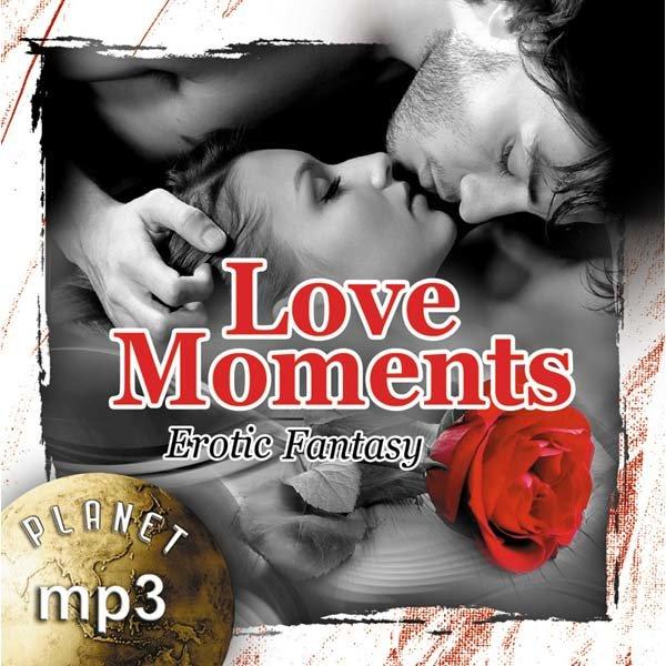 Planet MP3 Love Moments Erotic Fantasy (MP3) на DVD