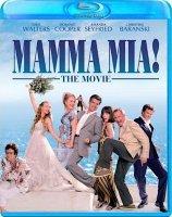 Мама миа (Blu-ray)