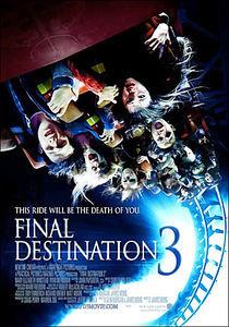 Пункт назначения 3  на DVD