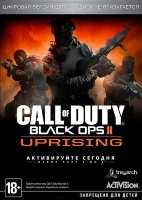 Call of Duty Black Ops II Uprising (DVD-BOX)