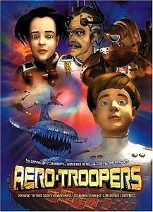 Небесные рейнджеры на DVD