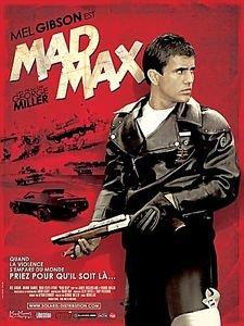 Безумный Макс 1-3 на DVD