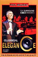 Paul Mauriat - Classical Elegance на DVD